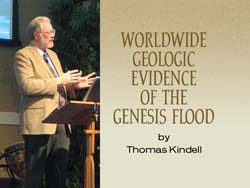 Worldwide Geologic Evidence of the Genesis Flood