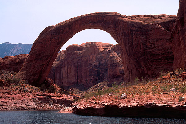 Rainbow Bridge Utah
